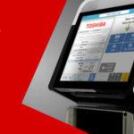 TOSHIBA® Self Checkout SolutionNon-Contact Versatility