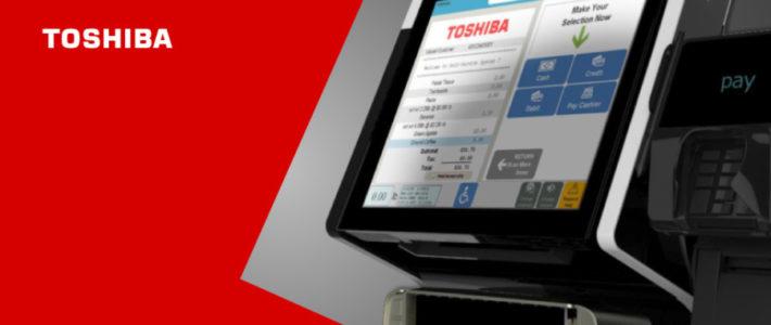 TOSHIBA® Solución Self Checkout